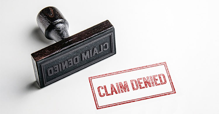 Health Insurance Claim Rejection